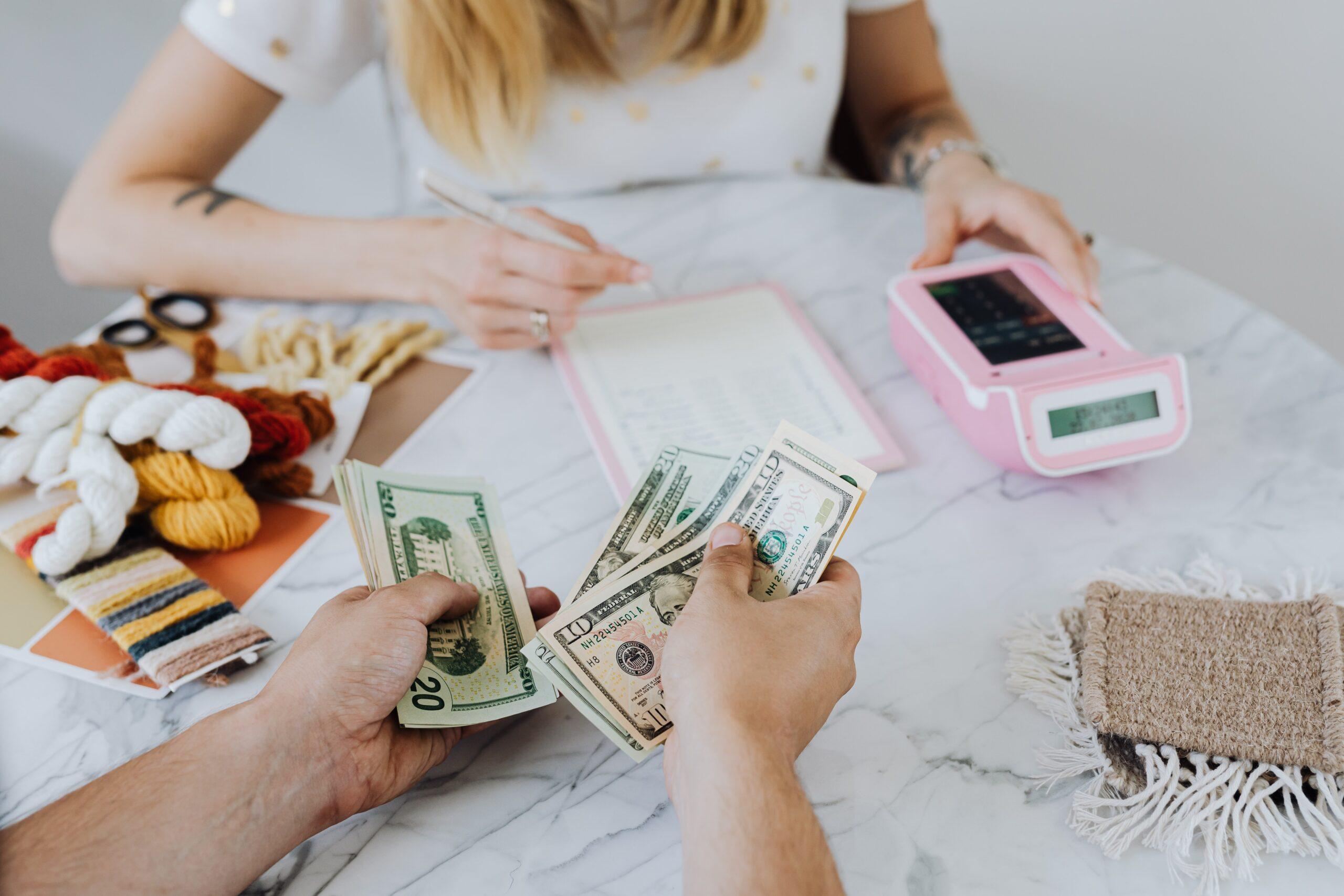Raising Financial support